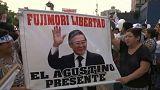 Peruaner zeigen Solidarität mit Ex-Präsidenten Fujimori