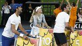 """""""Детский день"""" на Australian Open"""