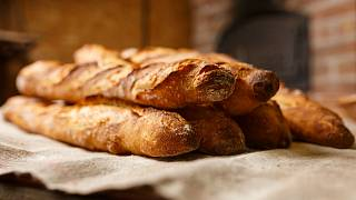 Macron wants French baguettes UNESCO listed