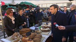 """Macron: """"baguette Patrimonio dell'Unesco"""""""