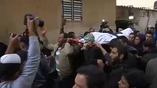 Eltemették a lelőtt gázai halászt