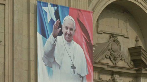 В Чили ждут Франциска
