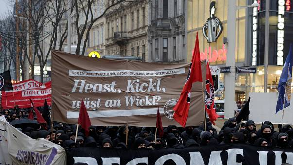 Innenminister Kickl (FPÖ) war verbal besonders unter Beschuss