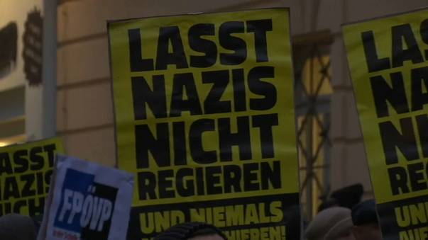 'Nazi hükümetine hayır'