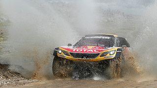 رالی داکار؛ امید پترانسل برای کسب هشتمین قهرمانی کمرنگ شد