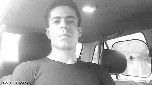 «جنازه سارو قهرمانی به خانواده اش تحویل داده شد»