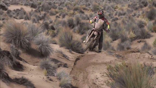 Bolivien: 7. Etappe der Dakar-Rallye
