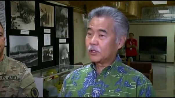 Falso alerta de míssil no Havai