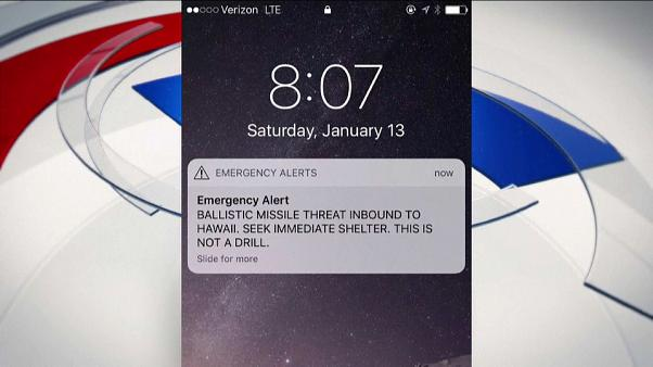 """Missile in arrivo"", paura alle Hawaii. Ma è un errore"