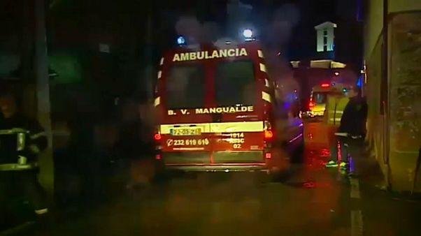 Incêndio em Portugal faz oito mortos