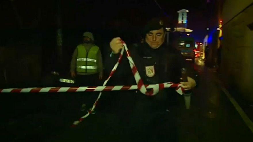 Portogallo, incendio nella sede di un'associazione: otto morti