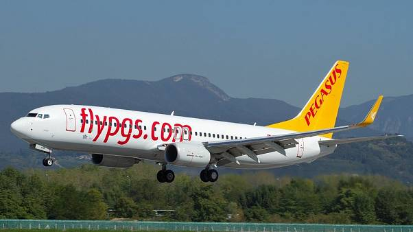 Προσγείωση τρόμου για αεροσκάφος της Pegasus στην Τραπεζούντα