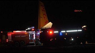 Инцидент в аэропорту Трабзона