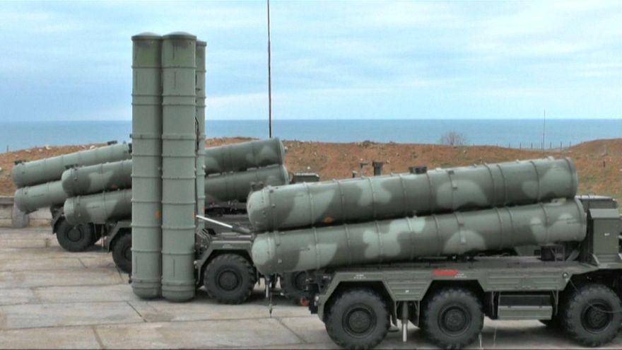 Комплекс С-400 разместили в Севастополе