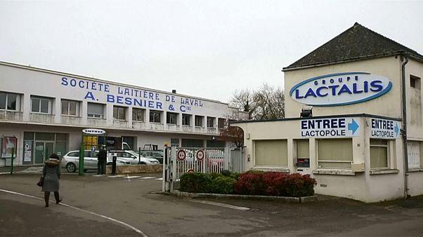 Lactalis promete indemnizar todas as famílias