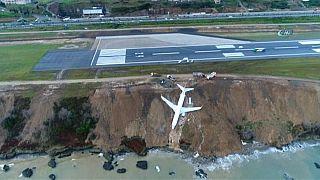 Accidente aéreo sin víctimas en Turquía