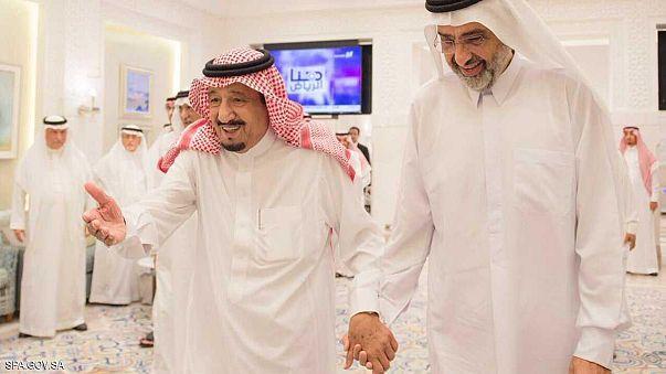 فيديو منسوب للشيخ عبد الله بن علي آل ثاني يقول فيه إنه محتجز بأبوظبي