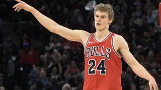 NBA-Zwischenhoch: Rookie Markkanen führt Chicago zum 2. Sieg in Folge
