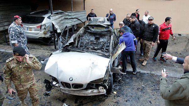 Libanon: Hamas-Mitglied bei Autobombenexplosion verwundet