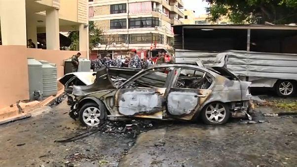Покушение на члена ХАМАС в Ливане
