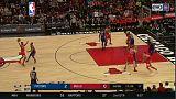 NBA: Chicago Bulls - Detroit Pistons 107-105