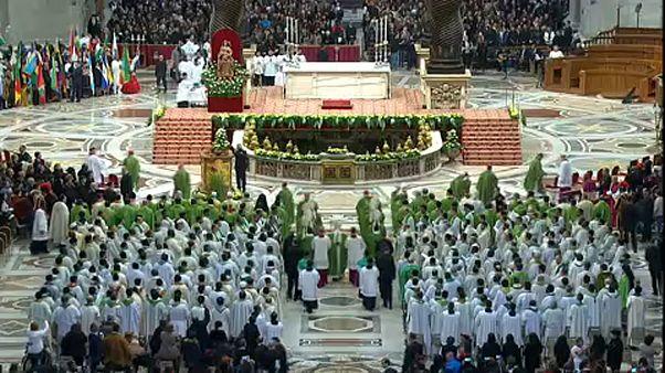 Ferenc pápa: a félelem érthető, de ne az irányítson!