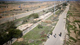 İsrail Gazze ile Mısır arasındaki tüneli bombaladı