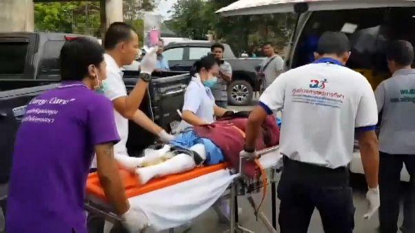 Thailand: 16 Verletzte bei Explosion auf Touristenboot