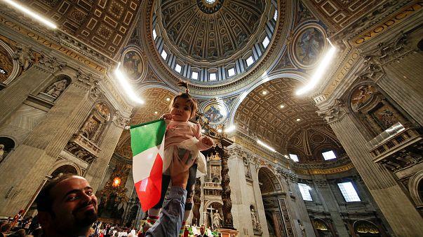 Weltflüchtlingstag: Papst-Appell an Migranten