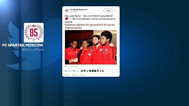 Σάλος με ρατσιστική ανάρτηση της Σπαρτάκ Μόσχας στο Τwitter