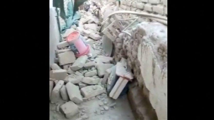 Le sud du Pérou frappé par un séisme