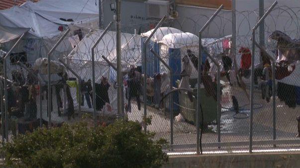 Sisam'da ada sakinleri ile mülteciler arasında gergin ilişkiler
