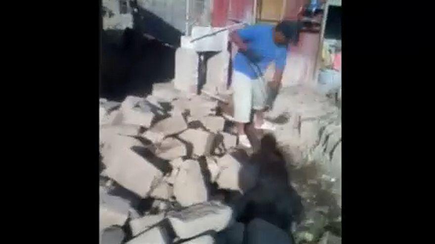 Földrengés rázta meg Peru partvidékét
