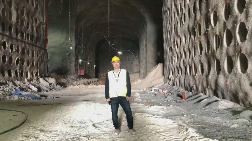 22.000 unterirdische Grabplätze für Jerusalem