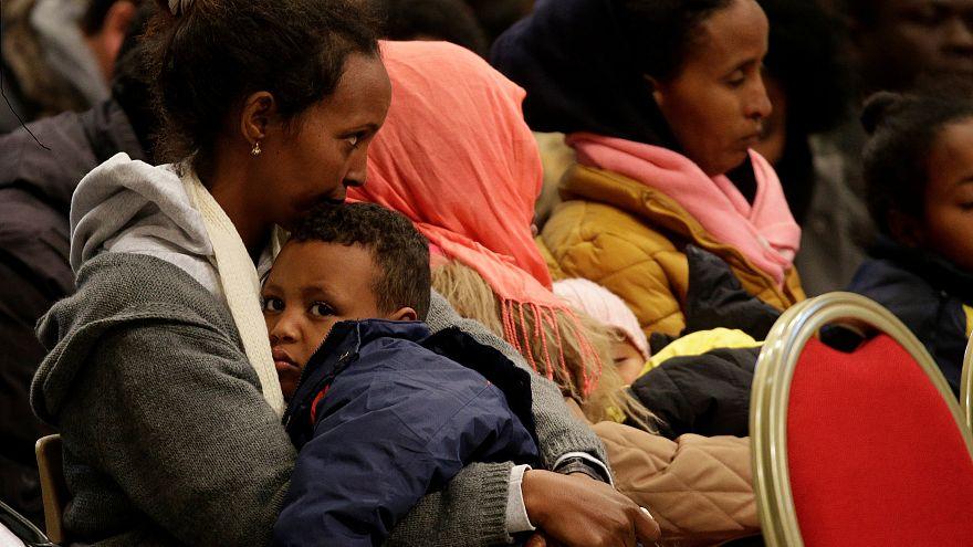 """Папа Франциск: """"не бойтесь мигрантов"""""""