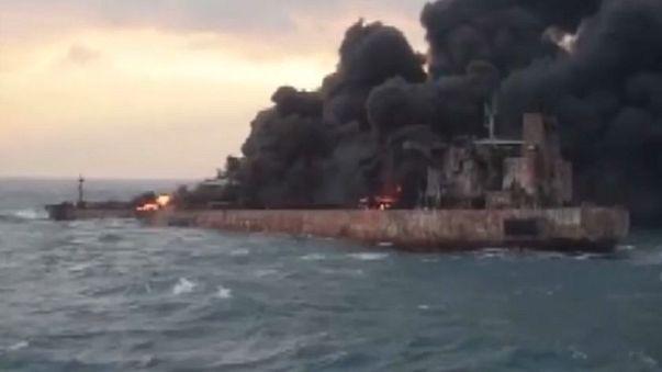 Cisterna affondata, Iran non recupera i corpi
