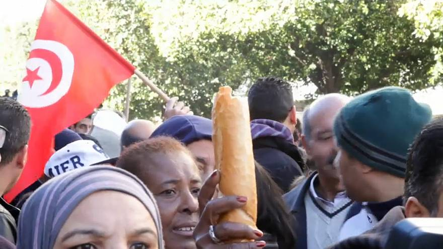 Тунис вспоминает революцию