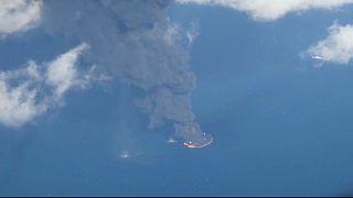 Elsüllyedt az iráni tanker