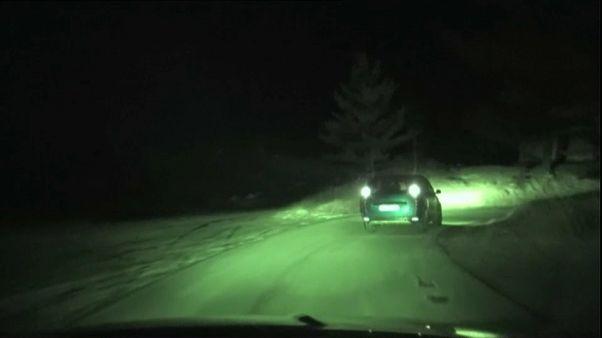 """Migranti, volontari: """"C'è il rischio di morti sulle Alpi"""""""
