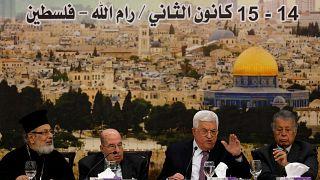 محمود عباس: إسرائيل أنهت اتفاق أوسلو