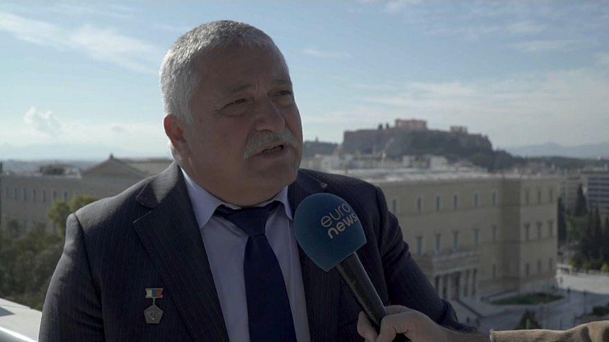"""Фёдор Юрчихин: """"политиков из космоса не возвращать, пока не договорятся"""""""