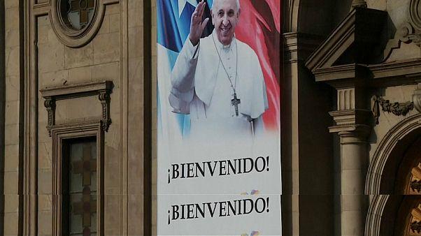 Papa Francisco começa esta segunda-feira visita à América Latina