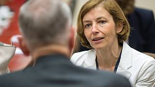 Florence Parly- France's minister of defense