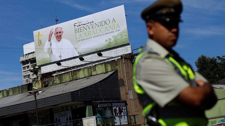 Chile y Perú se blindan ante la llegada del papa Francisco
