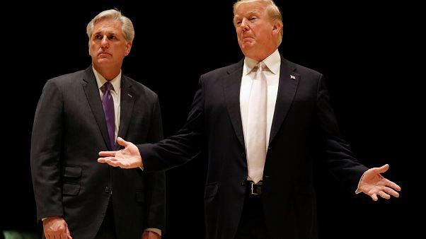 """Je ne suis pas raciste"" assure Donald Trump"