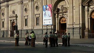 Papa Francis'in ziyareti öncesi Şili ve Peru'da gerilim