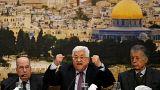 Abbas rejette le plan de paix préparé par Washington