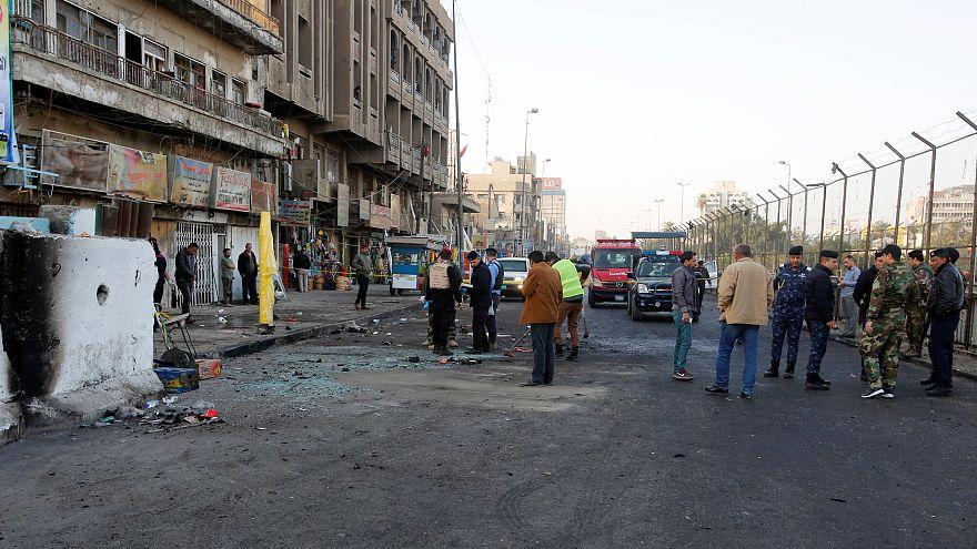 Nach dem Anschlag in Bagdad