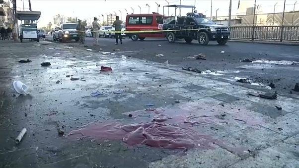 Al menos 31 muertos y 94 heridos en un doble atentado en Bagdad