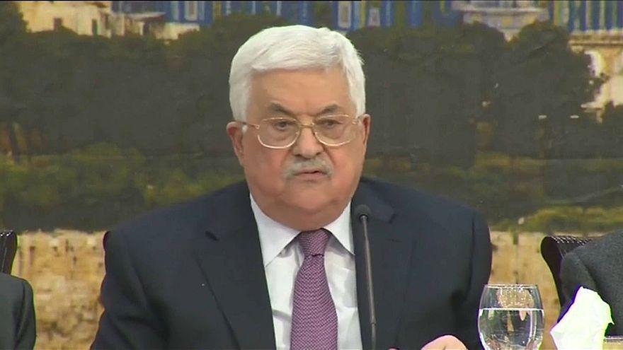 """Abbas: """"Il tweet di Trump su Gerusalemme, uno schiaffo in faccia"""""""